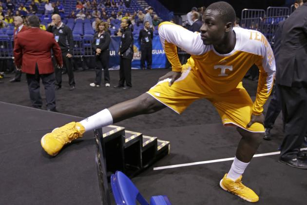 Report: Ndiaye Suffered Torn ACL