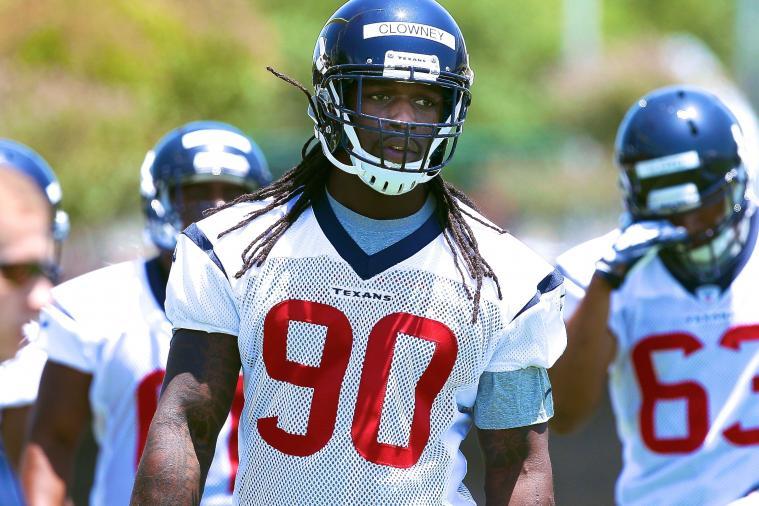 Jadeveon Clowney Injury: Updates on Texans Rookie's Hernia and Return