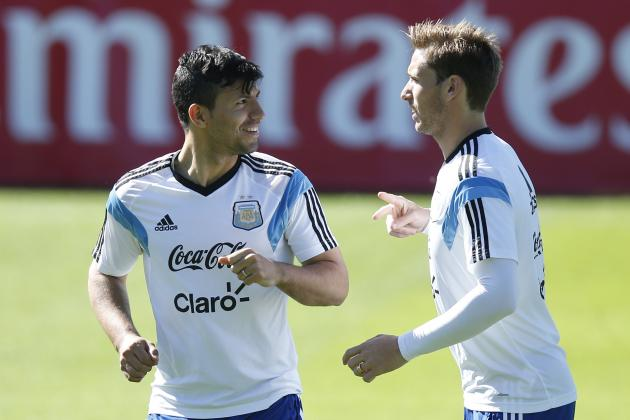 Why Manchester City's Sergio Aguero Will Have a Huge World Cup for Argentina
