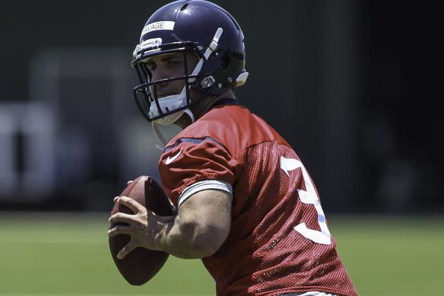 Texans Continue to Evaluate QBs; Savage Not Ruled out as Backup