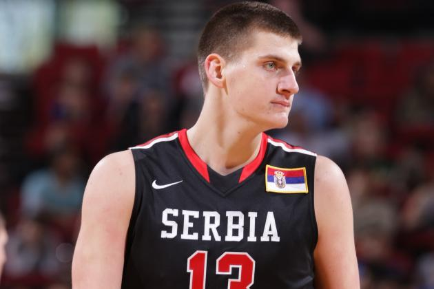 Nikola Jokic NBA Draft 2014: Highlights, Scouting Report for Nuggets Rookie