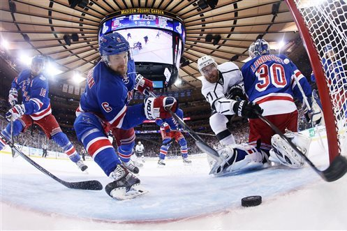 Stanley Cup Playoffs 2014: Odds and Predictions for Rangers vs. Kings Game 5