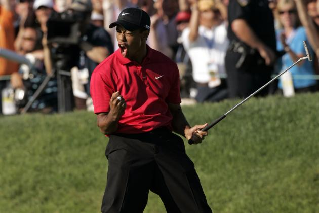 Tiger Woods' Absence at 2014 US Open Severely Hurts Major's Appeal
