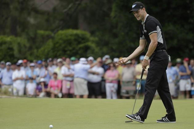 U.S. Open Golf 2014: Live Updates for Day 2 Leaderboard Scores
