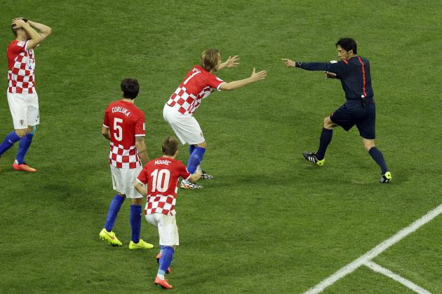 FIFA Defends Referee After Controversial Penalty Decision in 2014 World Cup