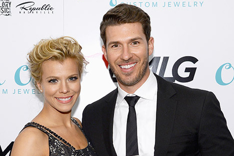 Kimberly Perry of the Band Perry Marries Texas Rangers Catcher J.P. Arencibia