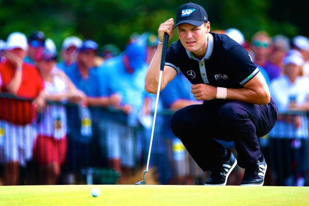 Martin Kaymer Leaving Field in His Wake with Historic Start at 2014 US Open