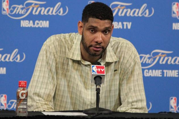 Report: Duncan to Decide on $10.3M Player Option