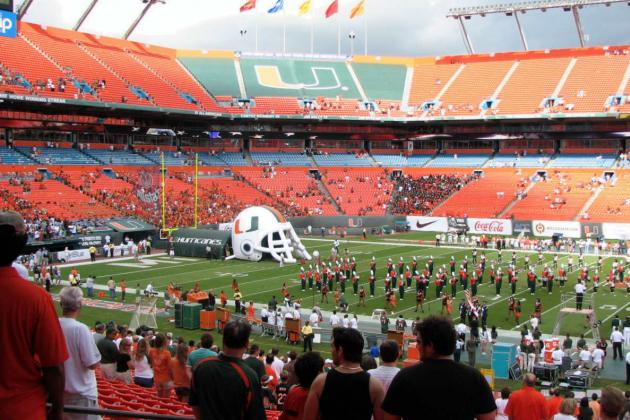 Politicians Try to Start Drumbeat for Joint MLS-Miami Hurricanes Stadium...