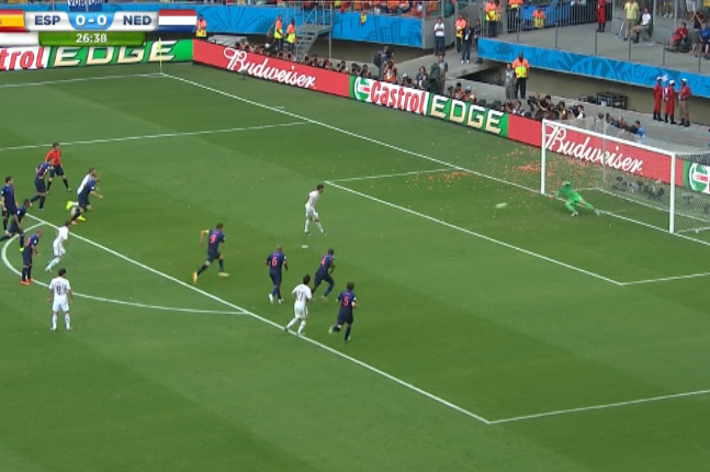Spain vs. Netherlands: Goals and Highlights from World Cup Group B Match