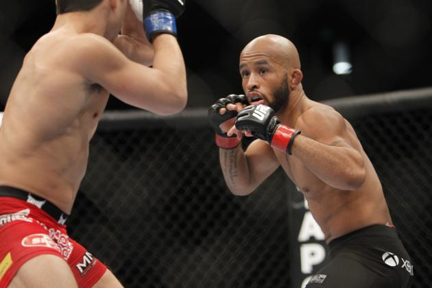 Johnson vs. Bagautinov: Start Time, Viewing Info and Preview for UFC 174 Bout