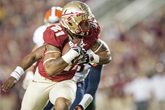 FSU's Chris Casher Gets Probation in Jameis Winston Matter