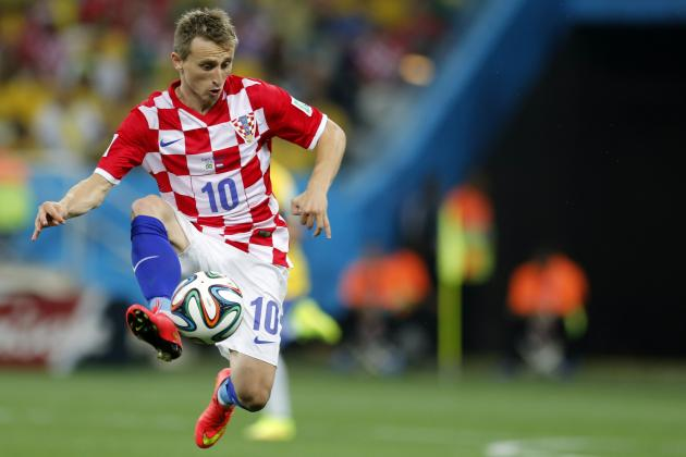 Luka Modric Injury: Updates on Croatia Star's Foot and Return
