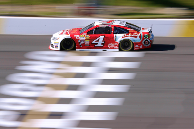 NASCAR at Michigan 2014 Qualifying Results: Live Leaderboard Updates