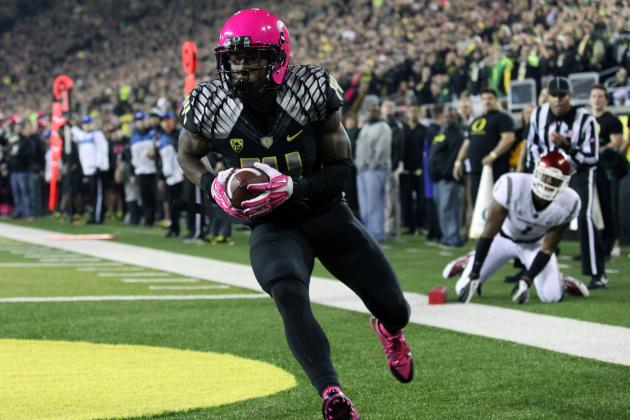 Most Important Player: Oregon