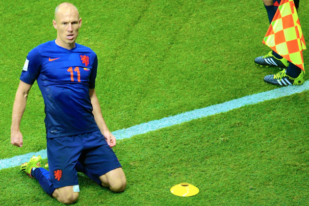 Spain vs. Netherlands: Live Score, Highlights for World Cup 2014 Group B Game