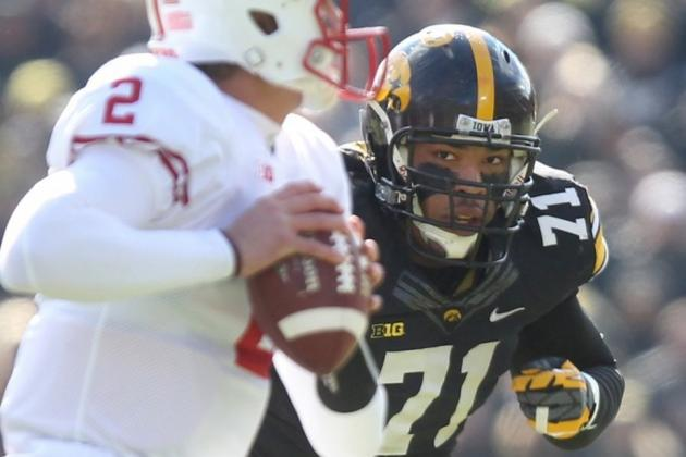 Mel Kiper Ranks Carl Davis Second Best Senior DT
