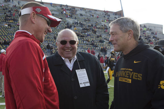 First Down: A Look at Wisconsin, the Hawkeyes' 11th Opponent