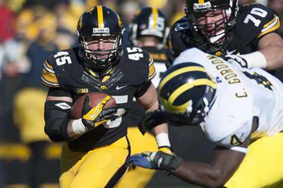 10 Hawkeyes Named to Athlon's Preseason All-B1G Teams