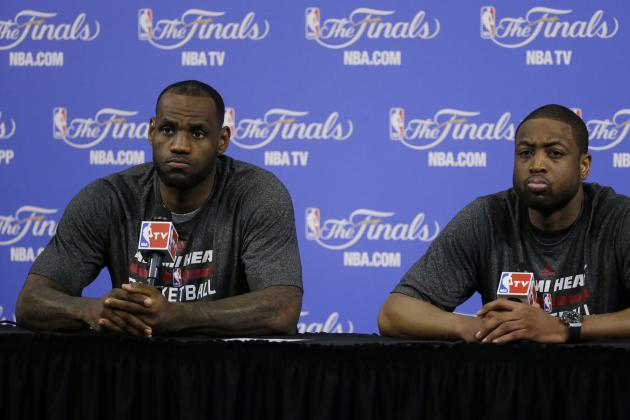 NBA Finals 2014: Miami Heat Will Drastically Improve in Game 5