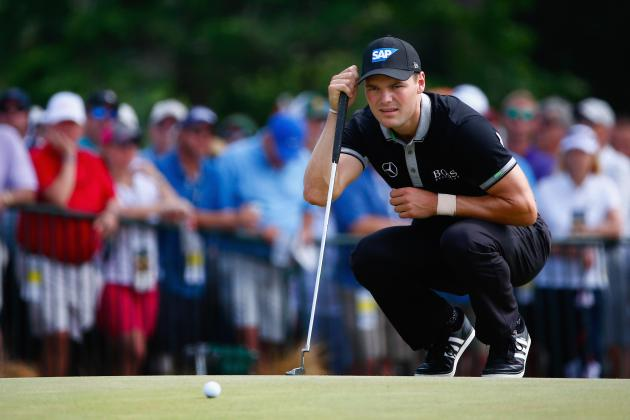 US Open 2014 Leaderboard: Real-Time Updates for All Day 3 Leaders at Pinehurst