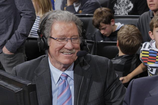 Report: Warriors Keeping Jim Barnett on TV After Failing to Land Brent Barry