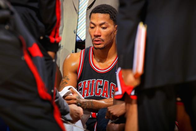 Why Less Hype and Pressure Is Perfect for Derrick Rose's 2nd Comeback