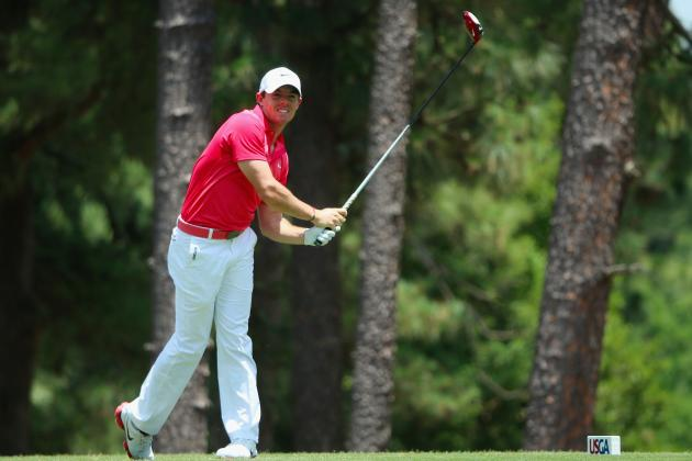 Rory McIlroy at US Open 2014: Day 2 Leaderboard Score and Twitter Reaction