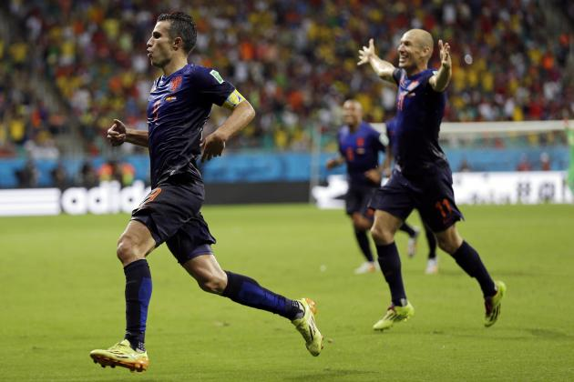 World Cup Results 2014: Scores, Updated Group Table and Fixtures After Day 2
