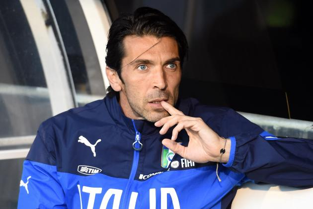 Gianluigi Buffon Injury: Updates on Italy Keeper's Ankle and Return