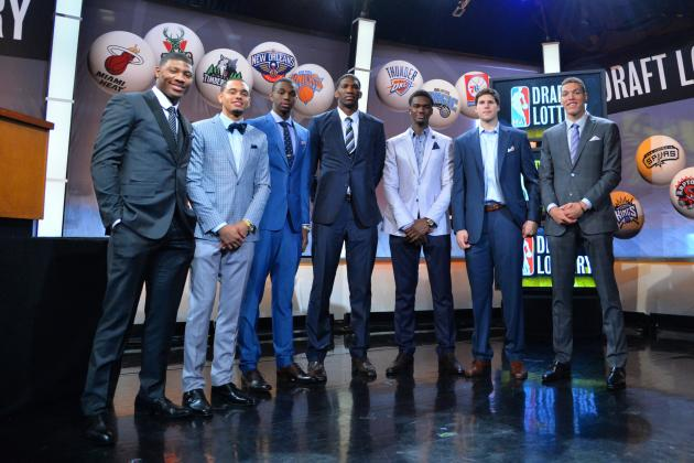 NBA Draft Rumors: Potential Trades That Could Shake Up 1st Round