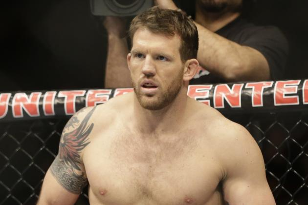 UFC 174: Ryan Bader Plans to Make Triumphant Return Against Rafael Cavalcante