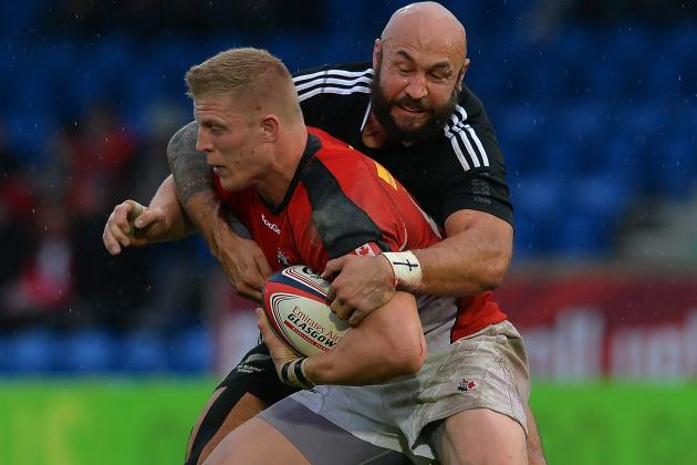 Canada vs. Scotland Rugby: Live Blog, Scoring Updates and Analysis