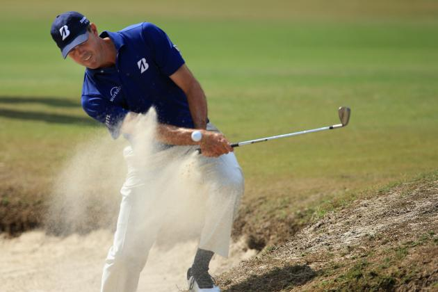 US Open Golf 2014: Easy-to-View Mobile Updates for Day 3 Leaderboard