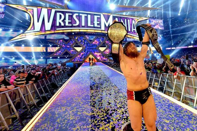 Daniel Bryan's Career Peaked at WrestleMania XXX