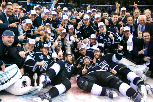 Resilient Kings Beat Rangers to Complete Remarkable 2014 Stanley Cup Title Run
