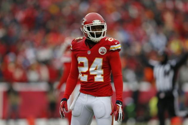 Brandon Flowers Could Bolster the Oakland Raiders Depth at Cornerback