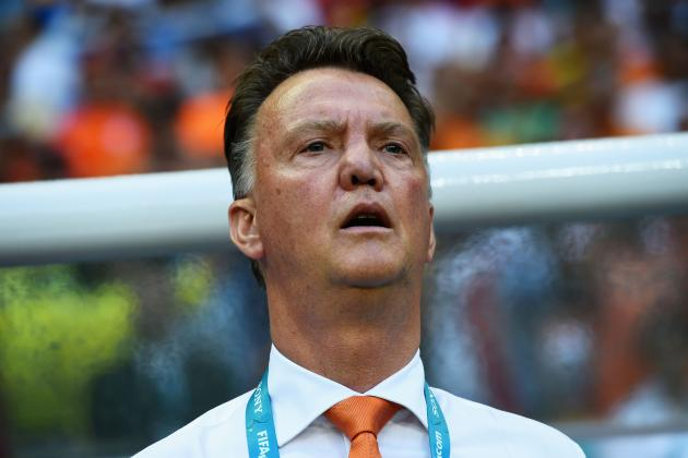 Manchester United Transfer News: Latest Rumours on Louis Van Gaal's Top Targets