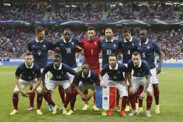 France vs. Honduras: Date, Time, Live Stream, TV Info and 2014 World Cup Preview