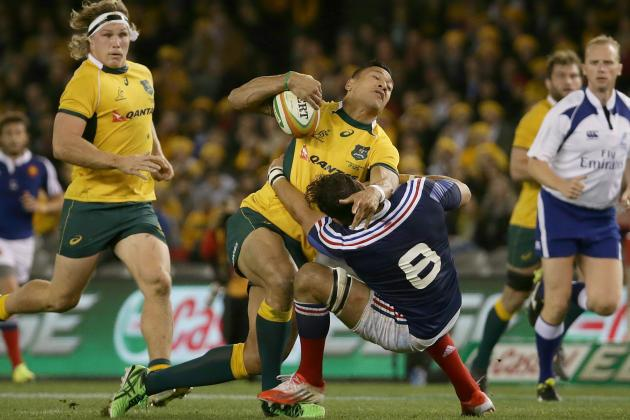 Australia vs. France: 2nd Test Score, Recap and Post-Match Reaction