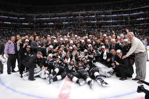 Stanley Cup Final 2014: Breaking Down Offseason Outlook for Kings and Rangers