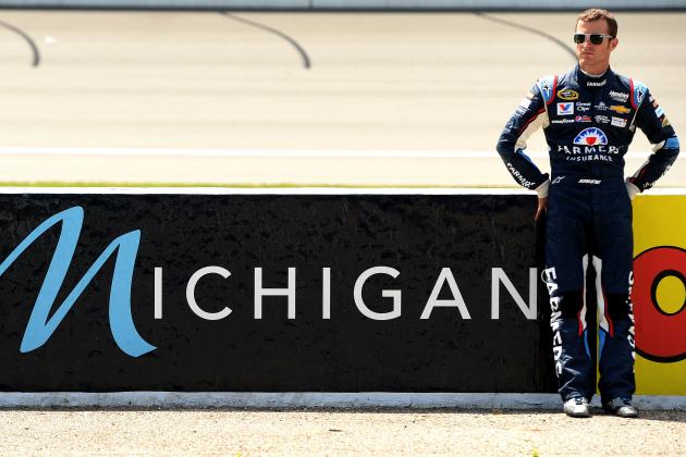 NASCAR at Michigan 2014: Start Time, Lineup, TV Schedule and More