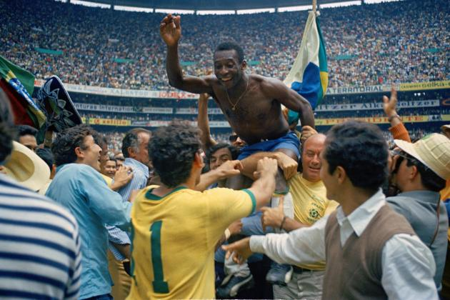 The Brazil 1970 Side Would Not Qualify from Group Stages at 2014 World Cup