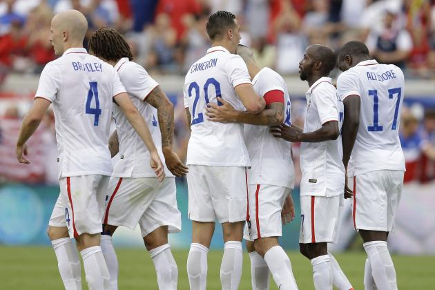 USA vs. Ghana: Form Guide, Live Stream and Prediction for 2014 World Cup