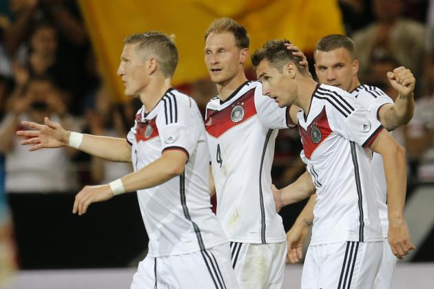 Germany vs. Portugal: Form Guide, Live Stream and Prediction for 2014 World Cup
