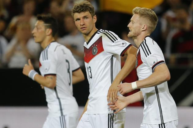 How Thomas Mueller's Undefined Role Makes Him Invaluable to Germany and Bayern