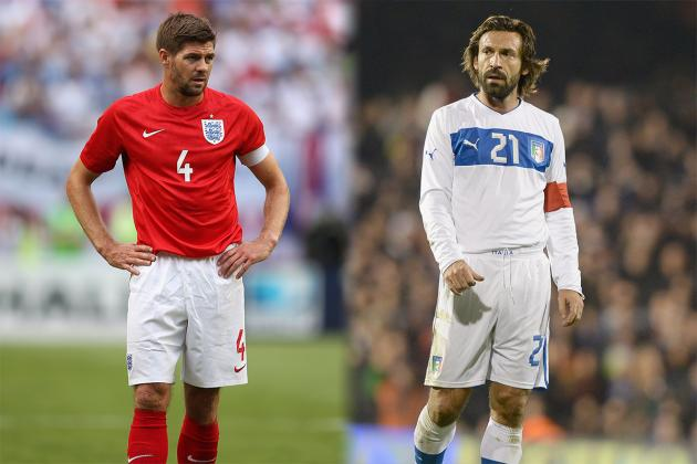 England vs. Italy: Film Focus Previewing World Cup Group D Match