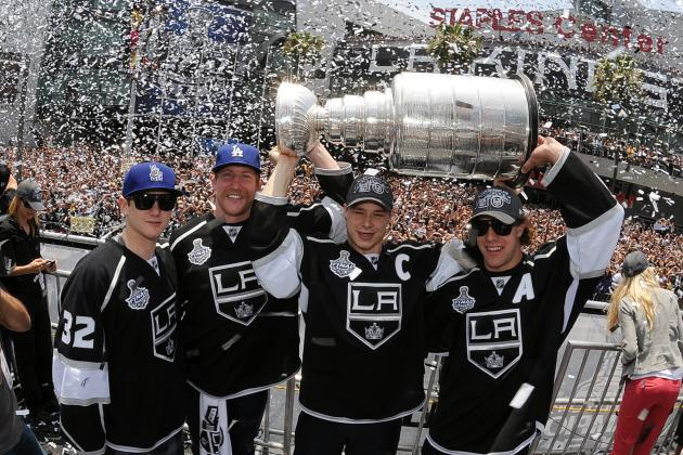 LA Kings Parade 2014: Expectations for Stanley Cup Celebration