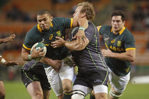 South Africa vs. Wales: 1st Test Score, Recap and Post-Match Reaction