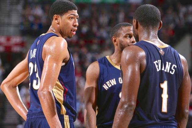 Report: New Orleans Pelicans 'Aggressively' Trying to Trade for 1st-Round Pick